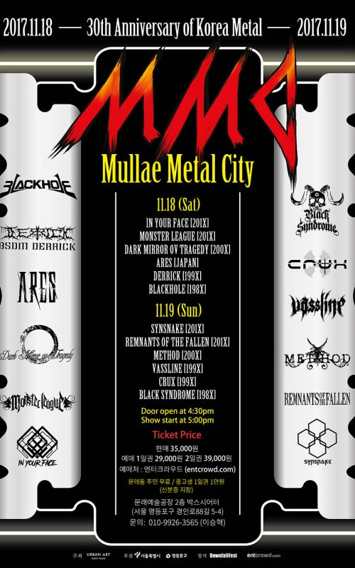 mullae metal city
